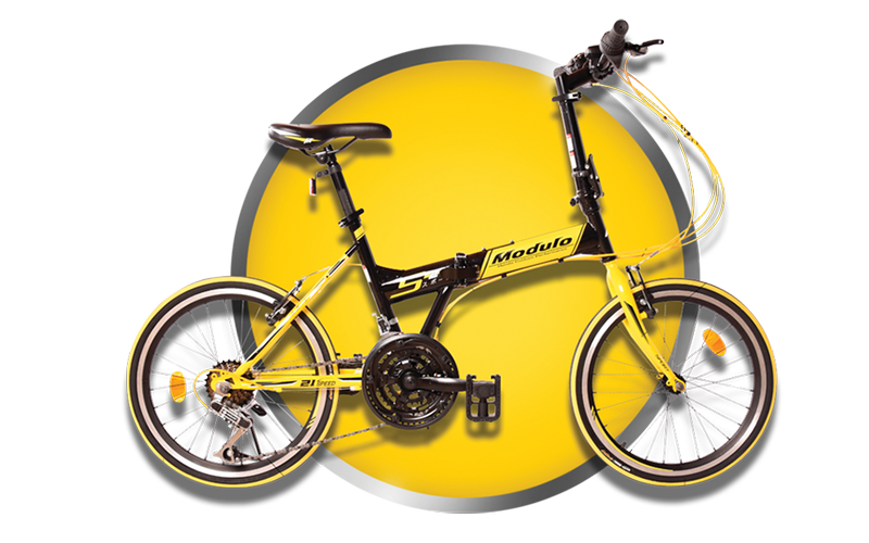 Honda MODULO BICYCLE